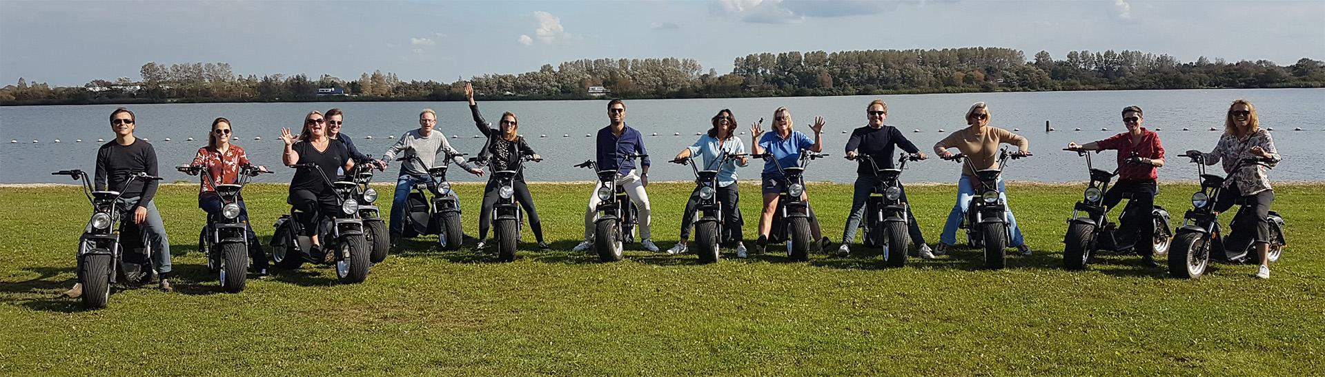 E-scooter huren Noordwijk - Over Ons