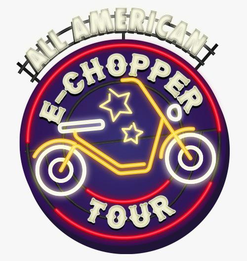 E-chopper en bowlen arrangement